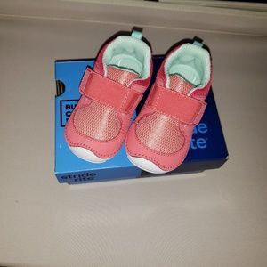 Brand New Toddler Girl Stride Rite Sneakers